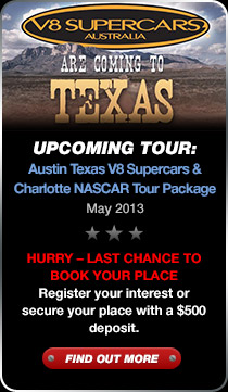 Forgie Events Upcoming Tour - Texas